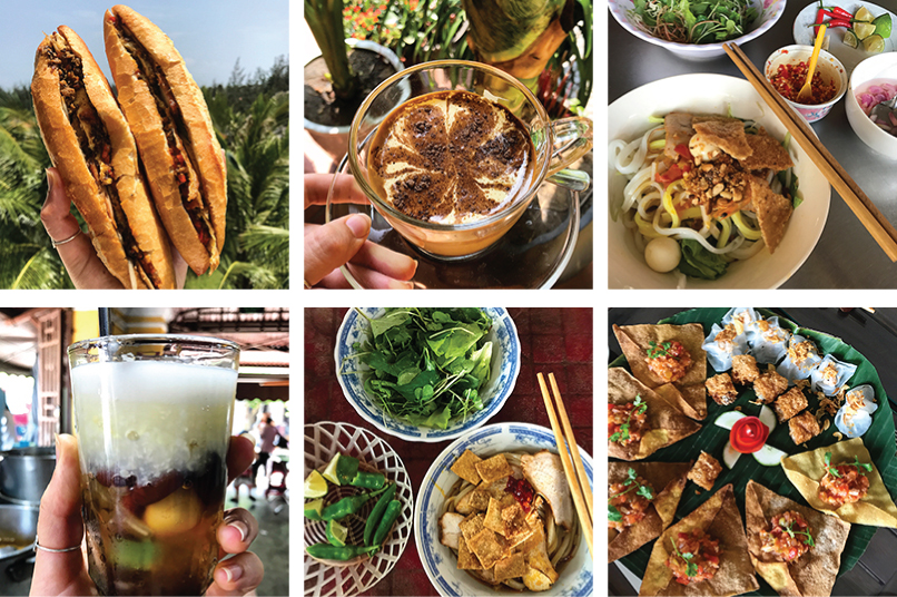 Feasting in Hoi An